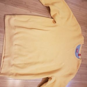 Yellow Gold IZOD Sweatshirt